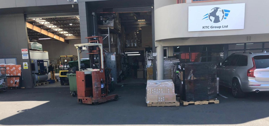 KTC Distribution Auckland