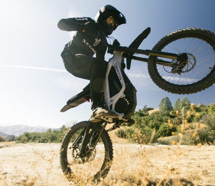 Segway 260 e Dirt Bike